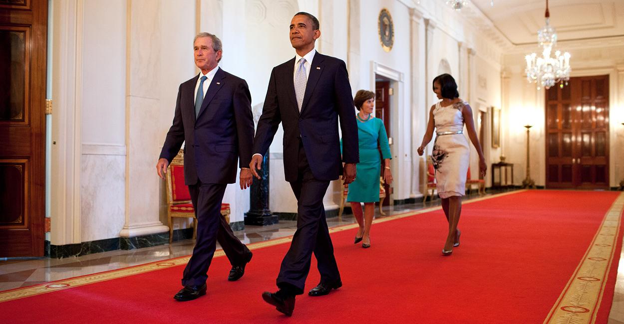 george-bush-obama