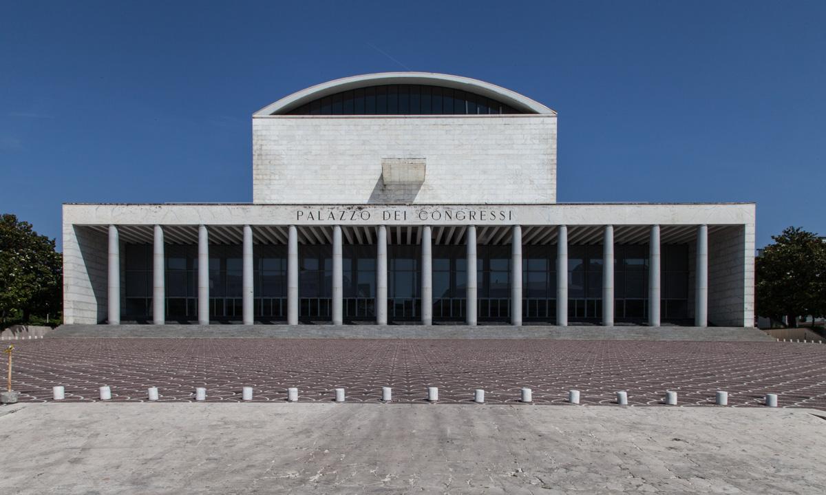 Perch giusto mantenere l 39 architettura fascista the vision for Architettura fascista in italia