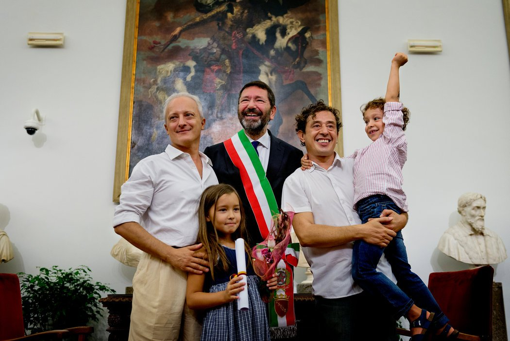 legge unioni omosessuali Reggio nell'Emilia