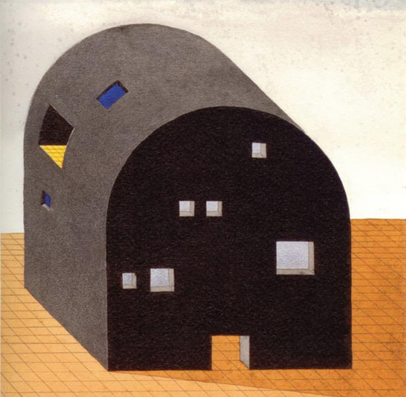 Ettore sottsass ha inventato gli anni 39 80 the vision for Arredamento postmoderno