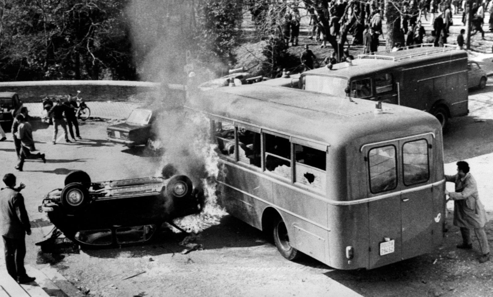 Quando la battaglia di Valle Giulia determinò gli esiti del '68 italiano