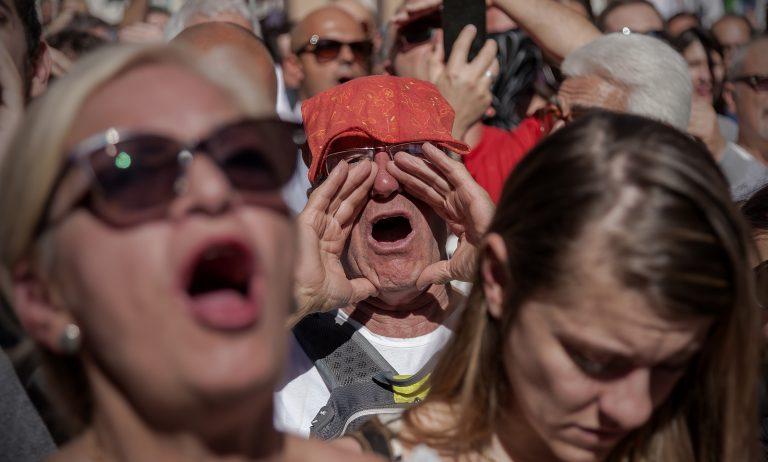 L'Italia è prima in Europa per distanza fra percezione e realtà. A rischio è la democrazia.