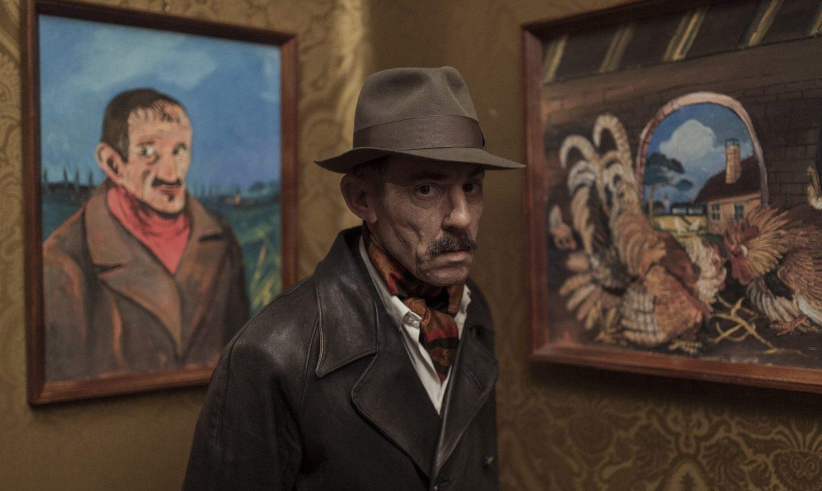 Elio Germano è il migliore attore italiano. La sua interpretazione di Ligabue lo dimostra.
